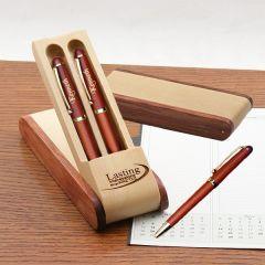 Combo-wood Pen Set