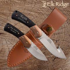 Elk Ridge Hunting Knife Duo