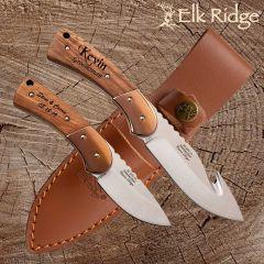 Elk Ridge Fixed Blade Duo