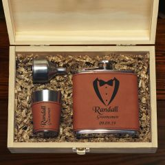 Appaloosa Personalized Groomsmen Gift Set