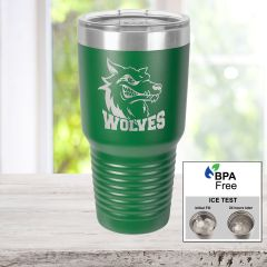 Personalized Tumbler By Polar Camel