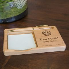 Memo Holder with Pen