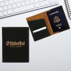 Personalized Passport Wallet
