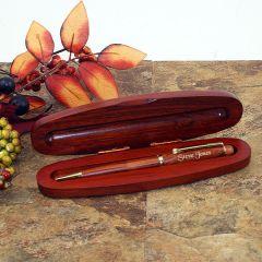 Rosewood Pen In Box