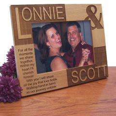 You & I Photo Frame