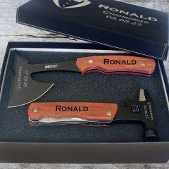 Handyman Groomsmen Gift Set