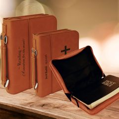 Leatherette Bible/Book Cover