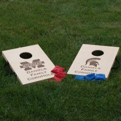 Mini Cornhole Set