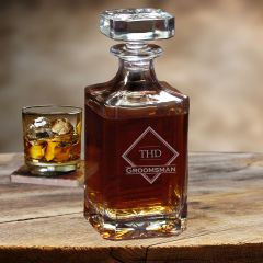 26 Ounce Whiskey Decanter