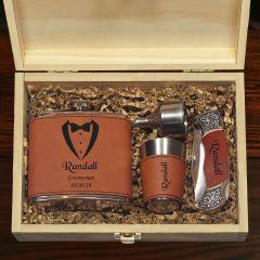 The Mustang Groomsmen Gift Set