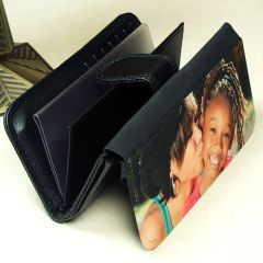 Personalized Photo Wallet With Checkbook