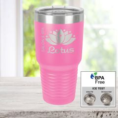 Personalized 30 Ounce Polar Camel Tumbler