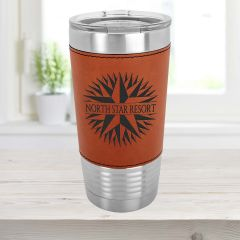 Personalized Polar Camel Tumbler