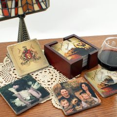 Tuscany Coaster Set
