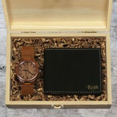 Clydesdale Duo Groomsman Gift Set