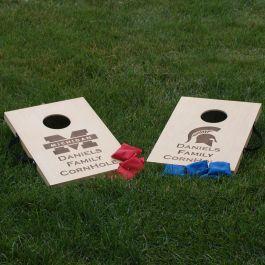 4 inch mini cornhole toss bags